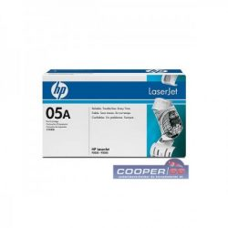 HP CE505A (05A) fekete toner