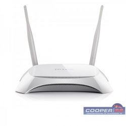 TP-Link TL-MR3420 (v5) - Vezeték nélküli 300Mbps 3G/4G Router