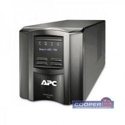 APC SMART 750VA LCD szünetmentes tápegység