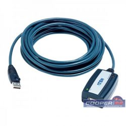 ATEN 5m-es USB-s aktív jeltovábbító