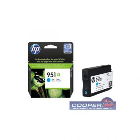 HP CN046AE (951XL) cián tintapatron