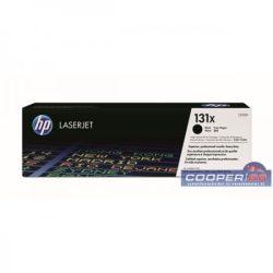 HP CF210X (131X) fekete nagykapacítású toner