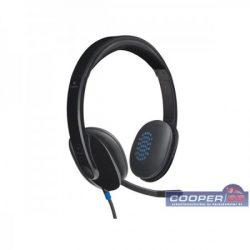 Logitech H540 USB vezetékes headset